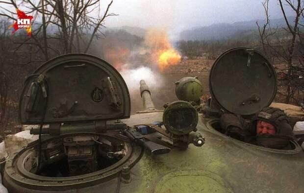 Первая чеченская война. 81-й из боя не вышел