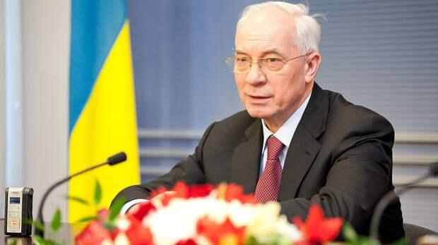 Азаров рассказал, как Путин оказался дальновиднее украинских политиков