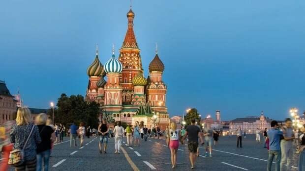 Мэрия Москвы отчиталась об успехах туристического сервиса Russpass