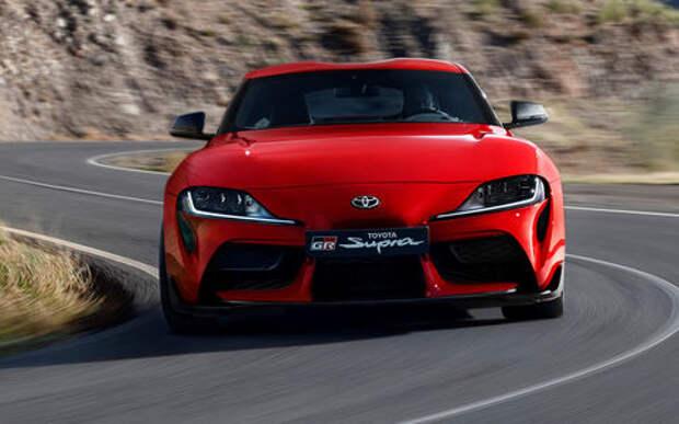Новая Toyota Supra: комплектации и цены