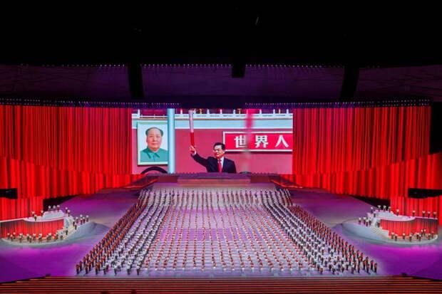 100-летие китайского опыта сквозь призму советской мечты
