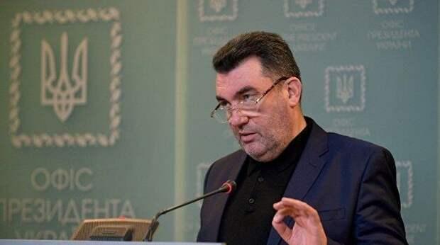 Глава СНБО Украины Данилюк пообещал освободить Донбасс от «оккупантов»