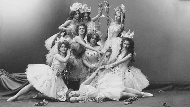 Как выглядел русский балет до революции (ФОТО)
