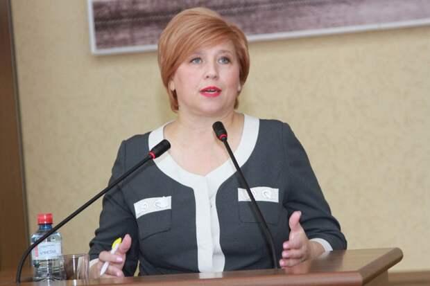 Светлана Петрова ушла с должности начальника управления образования Администрации Ижевска