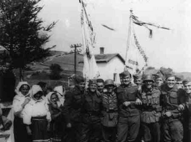 Георгий Зотов: Однажды одна страна вместе с нацистской Германией напала на бедную и несчастную Польшу