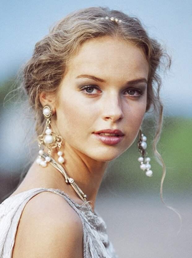 красивая польская женщина Магдалена Мельцаж фото / Magdalena Mielcarz