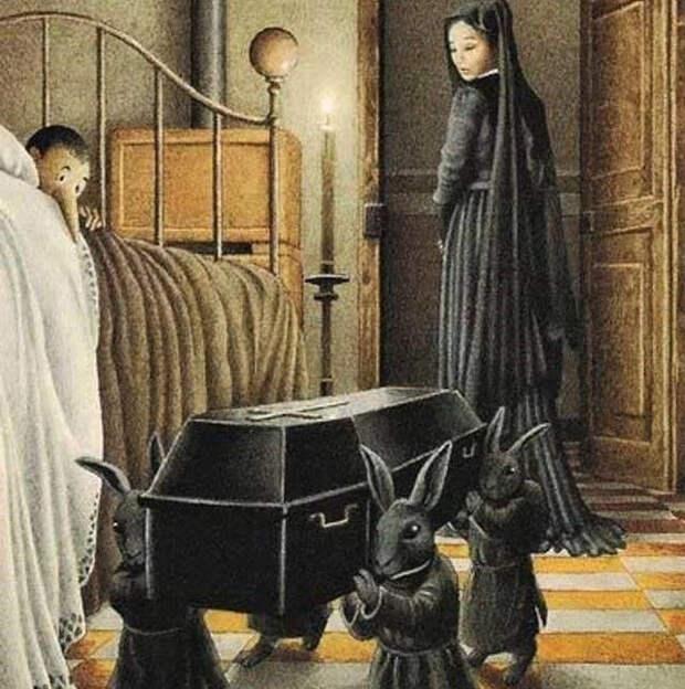 «Приключения Пиноккио», о которых не все знают, в восхитительных иллюстрациях Роберто Инноченти