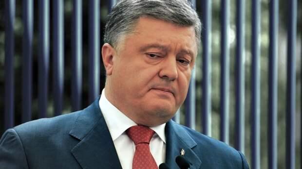 """Второй срок Порошенко проведет за решеткой: Его """"сливают"""" США"""