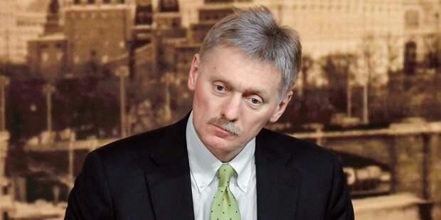 Песков прокомментировал активность НАТО у границ России