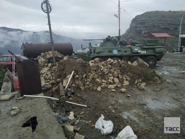 Карабах. Видео. 22.11.2020