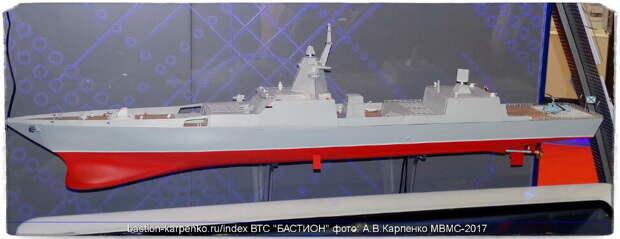Решилась судьба будущего флота – Россия готовится строить настоящие эсминцы массово.