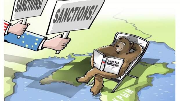 Почему против РФ толком не работают санкции - размышления об особенностях экономики, это объясняющие