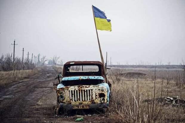 «Незалежная» влипла: Россия не станет восстанавливать разрушенную Украину