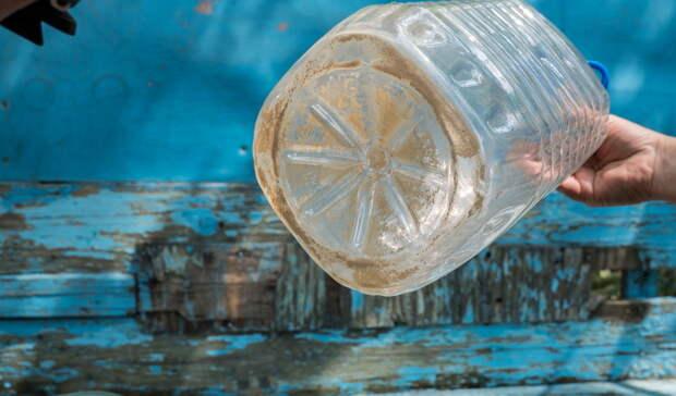 ВНижнем Тагиле установят контейнер для раздельного сбора пластика и жести