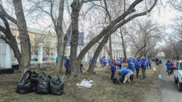 Общегородской субботник в Барнауле перенесли на 29 апреля