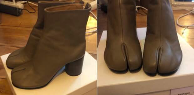 От одного взгляда на эту обувь, начинают болеть ноги