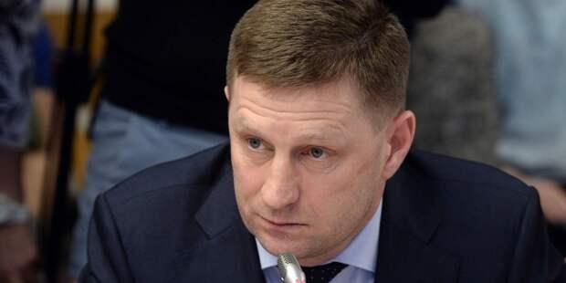 Экс-губернатору Фургалу предъявили окончательное обвинение