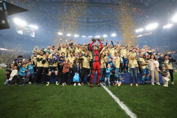 «Зенит» попал в третью корзину перед жеребьёвкой Лиги чемпионов