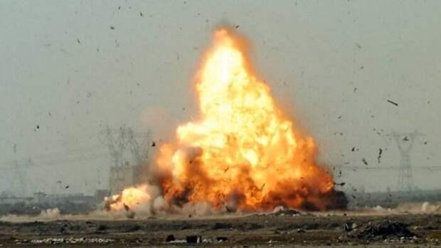 Удар российским «Краснополем» потурецким джихадистам в Сирии попал навидео