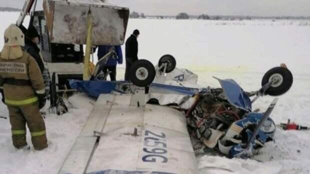 Самолеты в Ленобласти столкнулись во время воздушной экскурсии