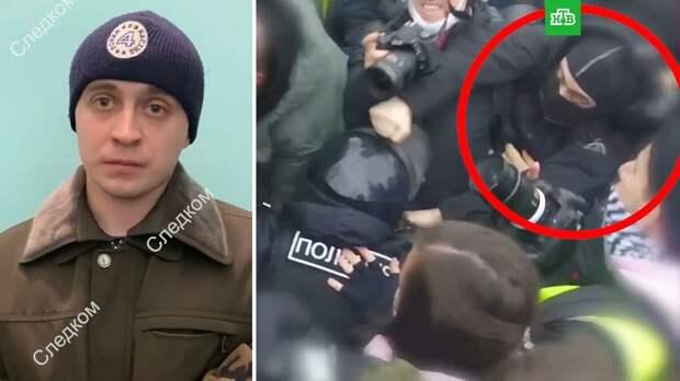 Этот человек специально пришёл устраивать конфликты и драки.  (Яндекс. Картинки)