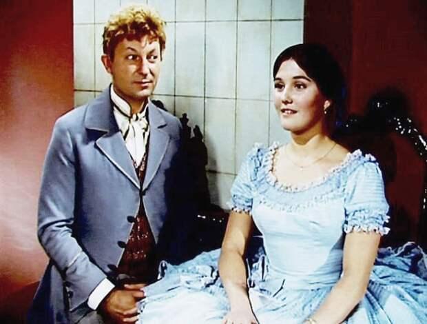 Кадр из фильма *Женитьба Бальзаминова*, 1964   Фото: kino-teatr.ru