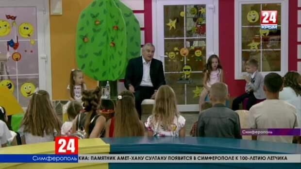 Глава Крыма рассказал, почему редко бывает в отпуске