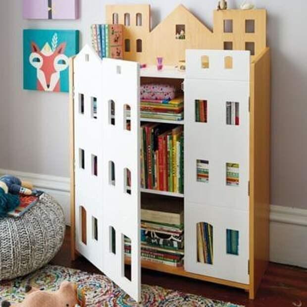 домики в детскую игровую комнату