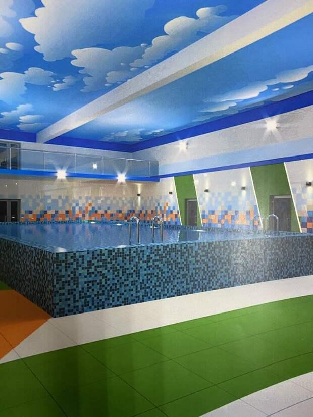 В Симферопольском  ДКП появится «GAGARIN Фитнес-парк»