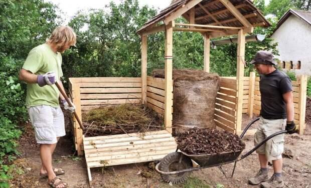 Безотходное садовое хозяйство – мифы и реальность