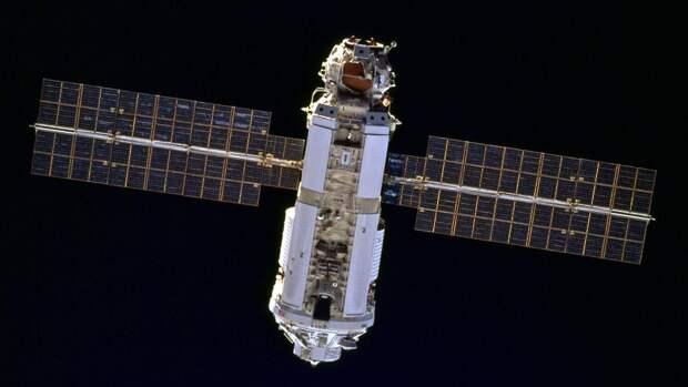 Функционально-грузовой блок «Заря» — модуль Международной космической станции