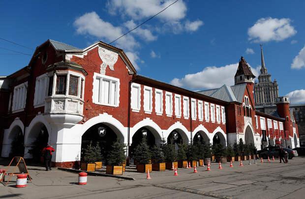 5 шедевров индустриальной архитектуры Москвы (ФОТО)