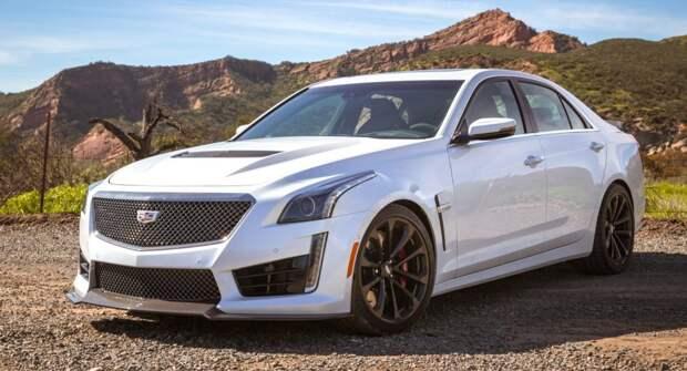 Для сбившихся с пути: Cadillac CTS Coupe