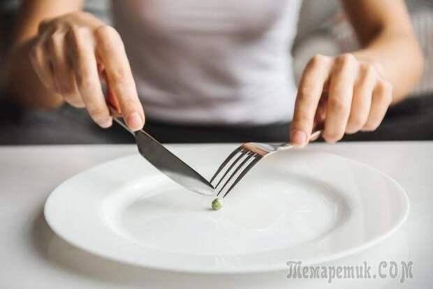 10 признаков расстройства пищевого поведения