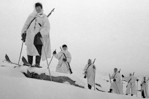 ФСБ рассекретила документы о действиях советских диверсантов в Норвегии