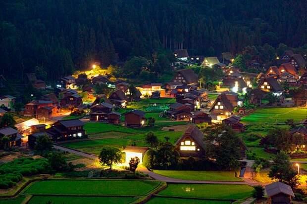 Село Сиракава