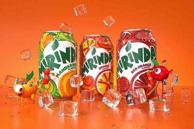 Миринда (Стоимость бренда: 1 миллиард долларов)