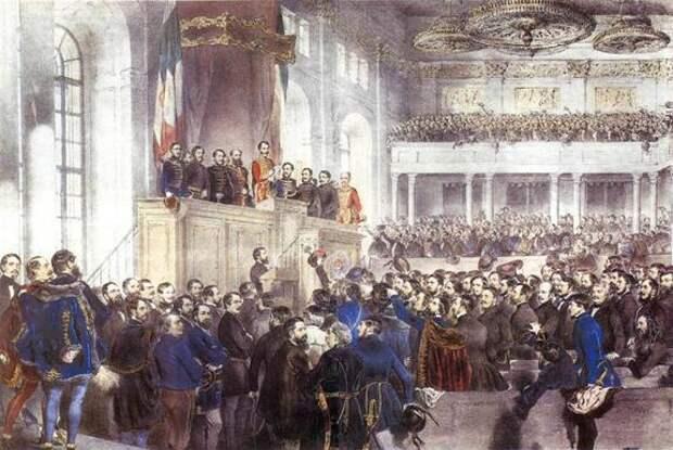 Как аристократ Юлиус Гайнау расправлялся  с венгерскими генералами