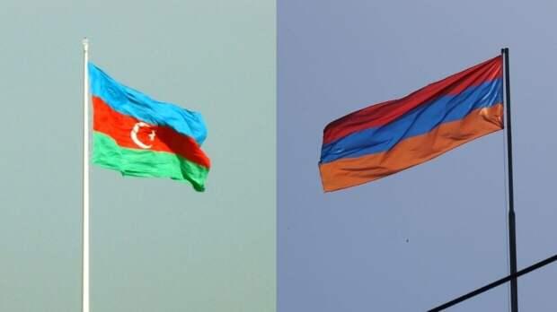 Власти США призвали отвести азербайджанские войска от границ с Арменией