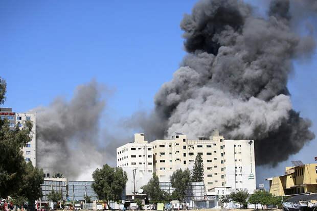Песков заявил об опасности эскалации палестино-израильского конфликта