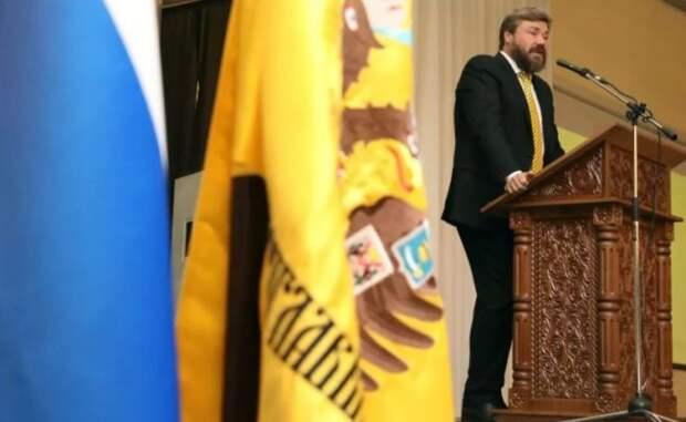 «Мы— контрреволюционеры»: Малофеев начал готовиться квыборам вГосдуму