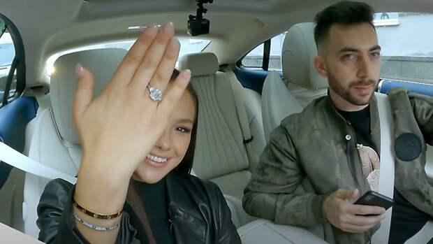 Победительница «Холостяка» боялась носить подаренное Тимати кольцо за 22 млн рублей