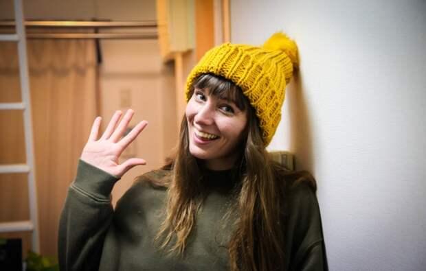 Эмма очень рада, что ей удалось обустроить съемное жилье, как ей захотелось. | Фото: livingbiginatinyhouse.com.
