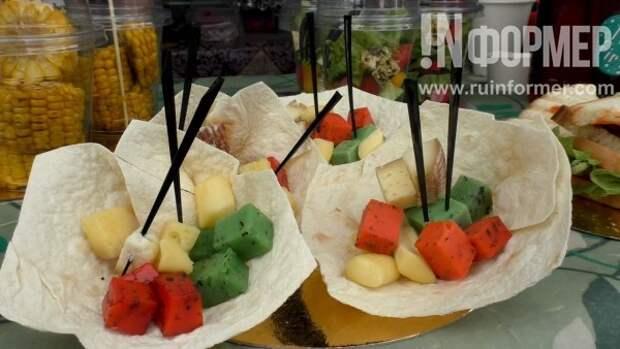 «Крымская кухня» во всем её многообразии (ВИДЕО)