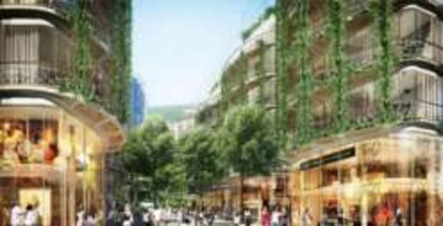 В Монте-Карло открылся новый квартал