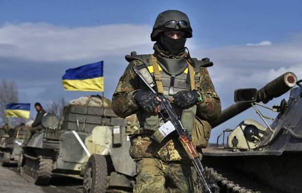 ВДонбассе сержант ВСУрасстрелял своих сослуживцев