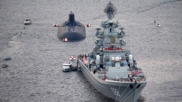 Балтийский флот получит новые подлодки