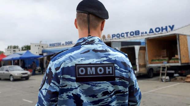 Массовая драка с участием около 100 человек произошла в Ростове-на-Дону