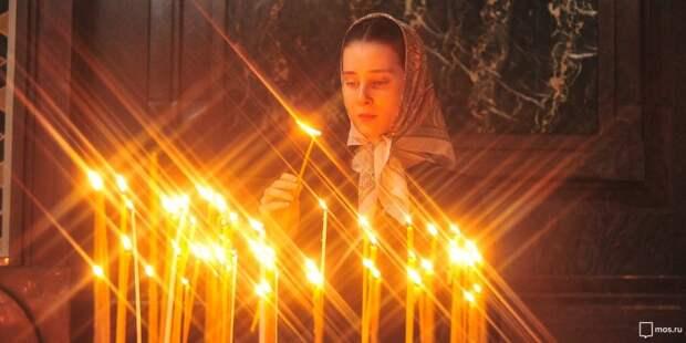 В храме на Верхней Масловке пройдет молебен перед началом учебного года