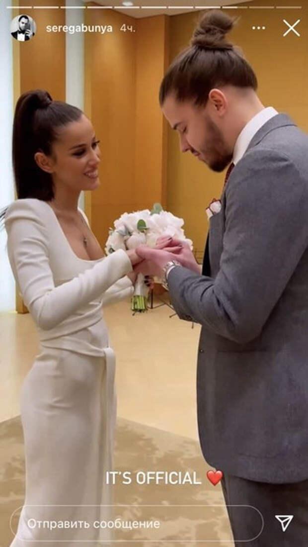 Внук миллиардера блогер Григорий Мамурин женился на бывшей Федора Смолова